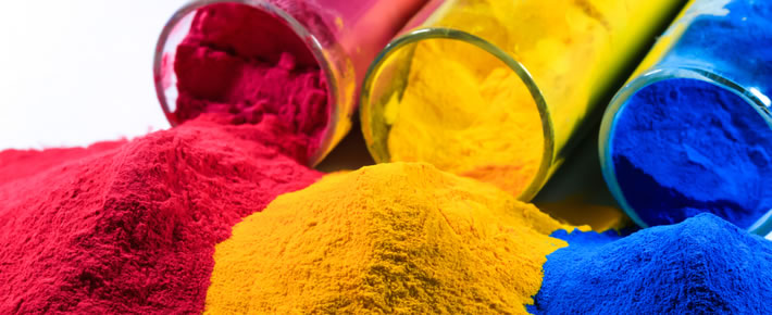 Organic Pigments OrcoPermTM Powder