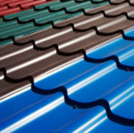 MetalRoof Opt150 - organic dyes