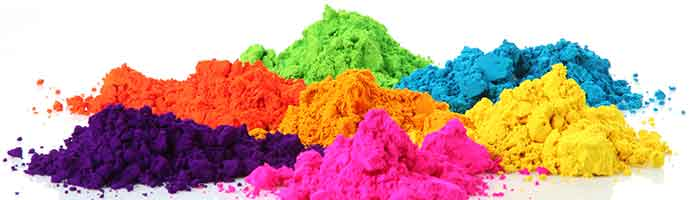 Various colors of Disperse Dyes