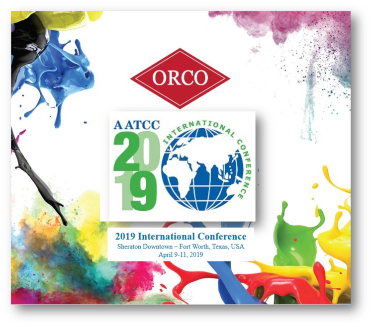 Come Join ORCO At The AATCC International Convention