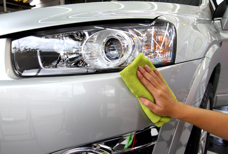 How To Make Sure Your Car Wash Or Triple Foam Colorant Doesn't Stain The Car!