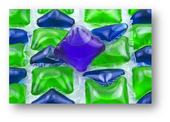 green-soap-pods